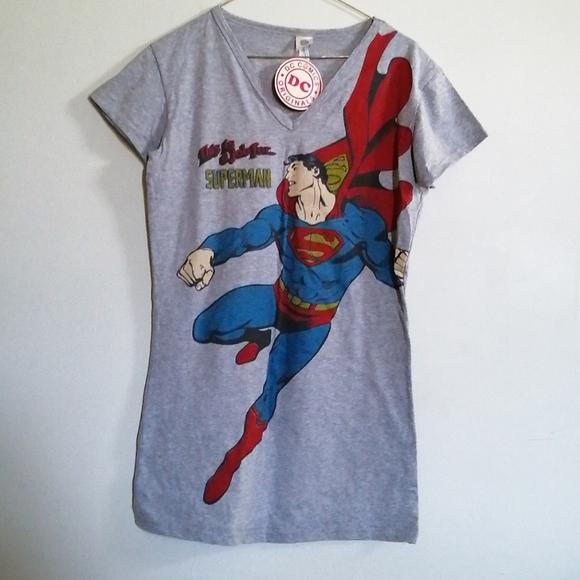DC nightshirt